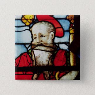 St. Paul 15 Cm Square Badge