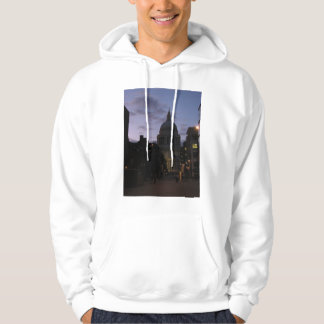 St. Paul Cathedral at Twilight Hooded Sweatshirt
