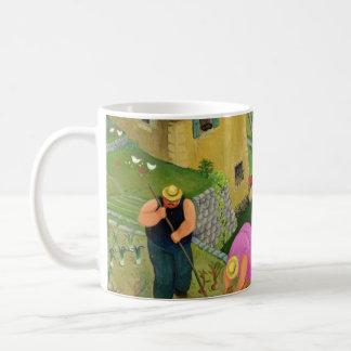 St. Paul de Vence Coffee Mug