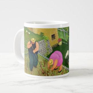 St. Paul de Vence Jumbo Mug