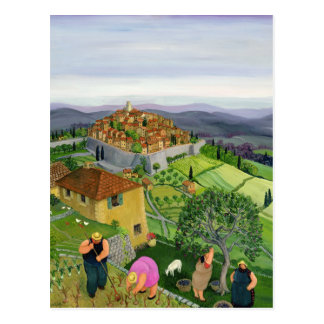 St. Paul de Vence Postcard