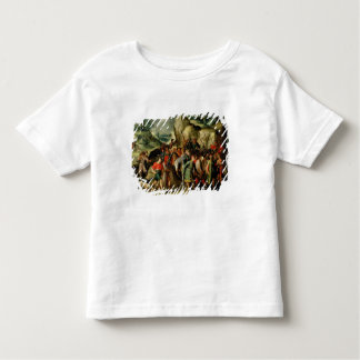 St. Paul Led to Damascus After his Conversion Toddler T-Shirt