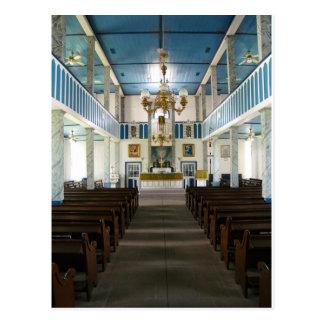 St. Paul Lutheran Church - Serbin, TX - Post Card