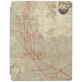 St Paul, Minneapolis and Manitoba Railway iPad Cover