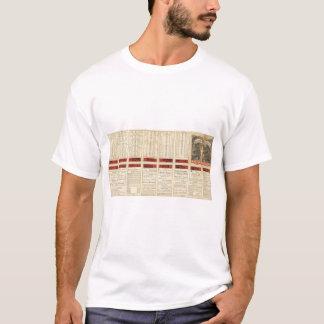 St Paul, Minneapolis and Manitoba Railway T-Shirt