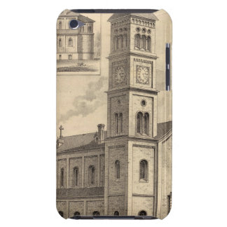 St. Paul, Minnesota Lithograph iPod Touch Case-Mate Case