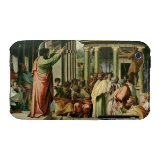 St. Paul Preaching at Athens (cartoon for the Sist iPhone 3 Covers