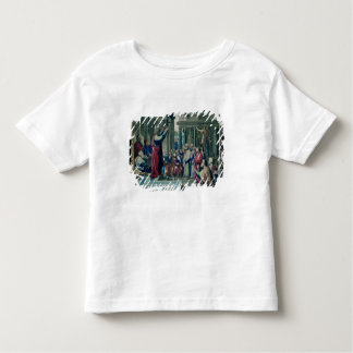 St. Paul Preaching at the Areopagus Toddler T-Shirt