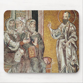 St. Paul Preaching to the Jews Mouse Mat