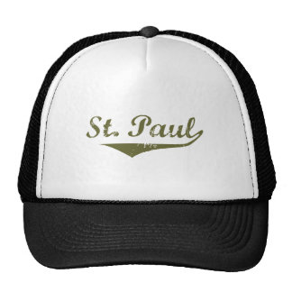 St. Paul  Revolution t shirts Trucker Hat