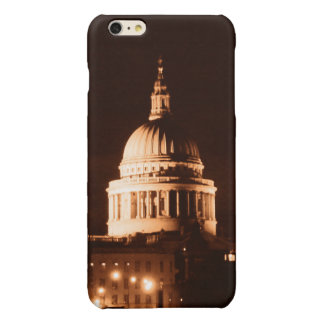 St Paul's Cathedral Dome Sepia iPhone 6 Plus Case
