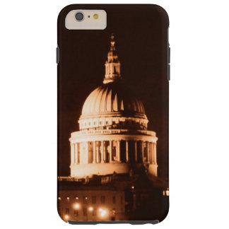 St Paul's Cathedral Dome Sepia Tough iPhone 6 Plus Case