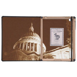 St Paul s Cathedral – Sepia Cover For iPad