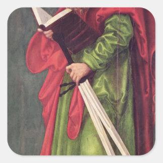 St. Paul Square Sticker