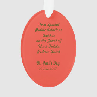 St. Paul the Apostle (PM 06)