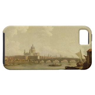 St. Paul's and Blackfriars Bridge, London, c.1770- iPhone 5 Covers