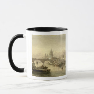 St. Paul's Cathedral and London Bridge from the Su Mug