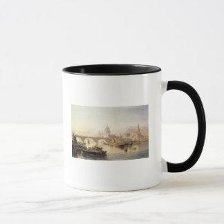 St. Paul's Cathedral and London Bridge Mug