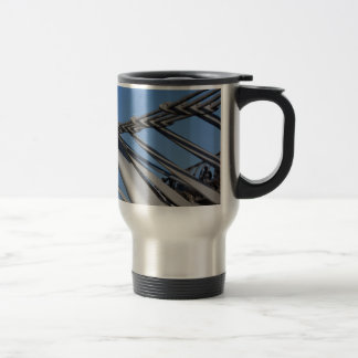 St Pauls Cathedral And The Millenium Bridge Mugs