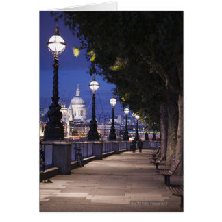 St. Paul's Cathedral Card