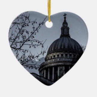 St Paul's Cathedral Christmas Ornament