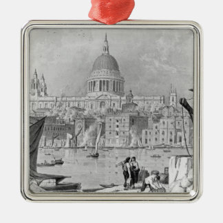 St. Paul's Cathedral Christmas Ornament