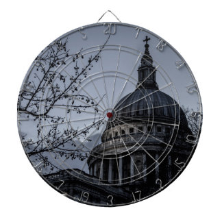 St Paul's Cathedral Dartboard