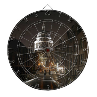 St Pauls Cathedral Dartboard
