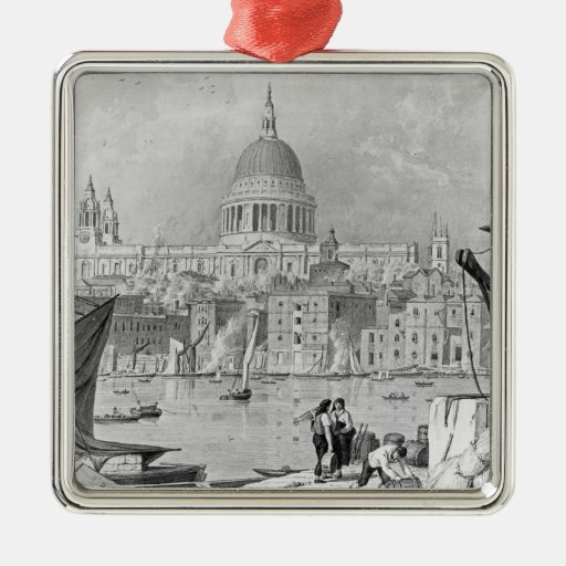 St. Paul's Cathedral Christmas Tree Ornament