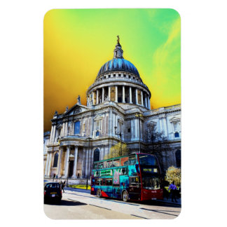 St Pauls Cathedral London Art Magnet