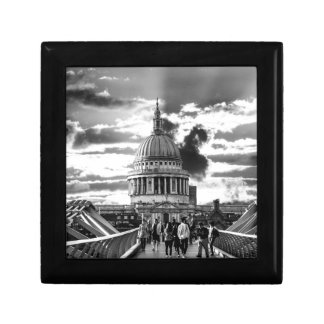 St Paul's Cathedral, London - Black and White Gift Box