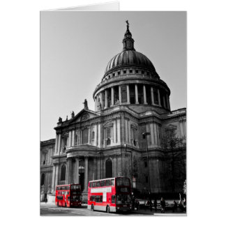 St Paul's Cathedral London Greeting Cards