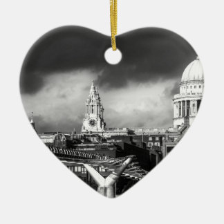 St Pauls Cathedral London Christmas Ornament