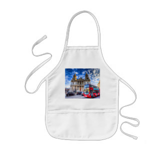 St Paul's Cathedral London Kids Apron