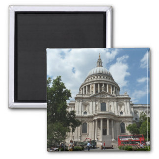 St Paul's Cathedral London Refrigerator Magnets