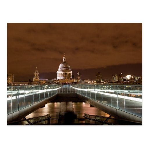St. Paul's Cathedral, London Postcard
