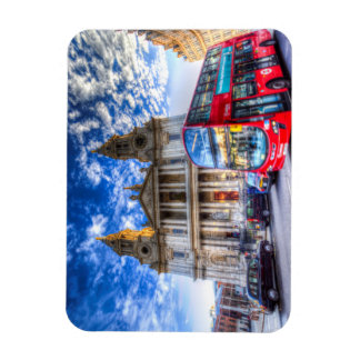 St Paul's Cathedral London Rectangular Photo Magnet