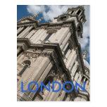 St Pauls Cathedral London UK postcard