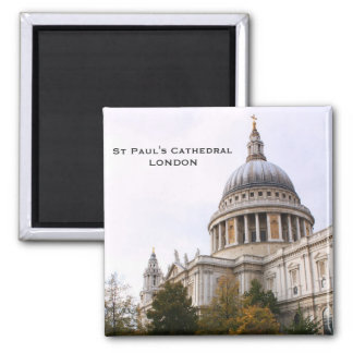 St Paul's Cathedral Refrigerator Magnets