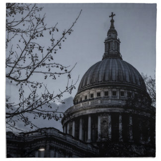 St Paul's Cathedral Napkin