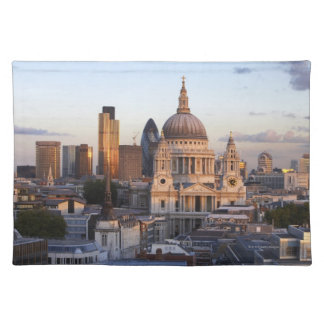 St Paul's Cathedral Placemat