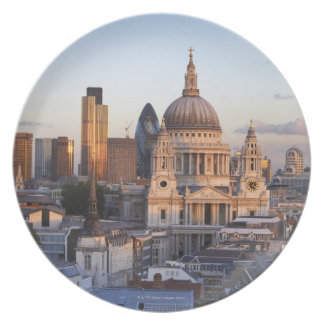 St Paul's Cathedral Plate
