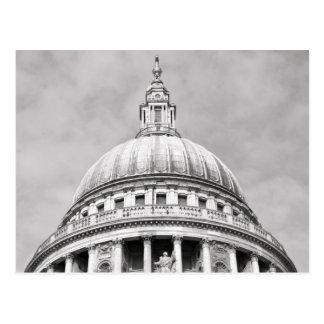 St Paul's, City of London Postcard