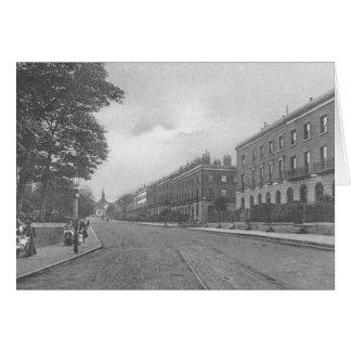 St. Pauls Road, Canonbury, Islington, c.1905 Greeting Card