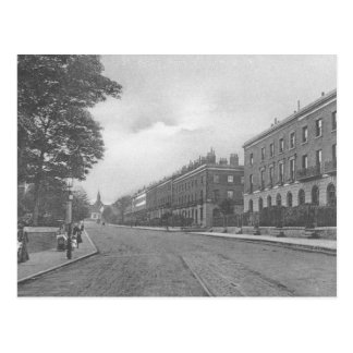 St. Pauls Road, Canonbury, Islington, c.1905 Postcard