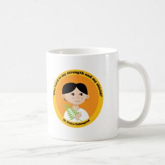 St. Pedro Calungsod Basic White Mug