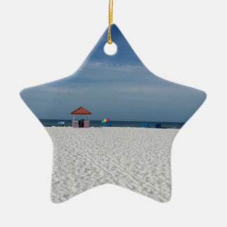 St Pete Beach Christmas Ornament