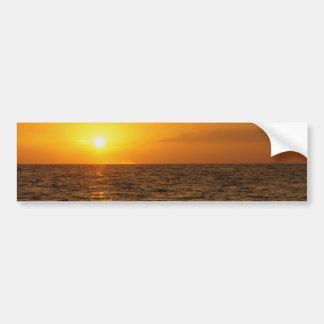 St. Pete Sunset Bumper Stickers