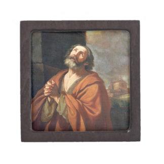 St. Peter Premium Keepsake Box