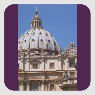 St Peter s Basilica Sticker